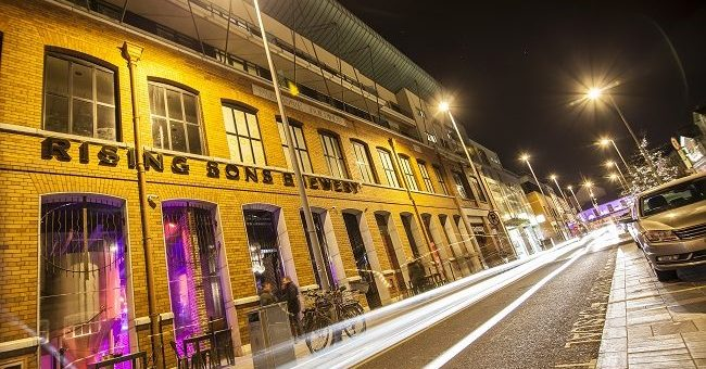 Big Beer, Small Batches - The Rise of Rising Sons Brewery, Cork City