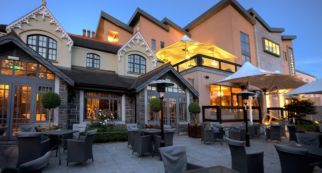 Hotel Kilkenny Competition