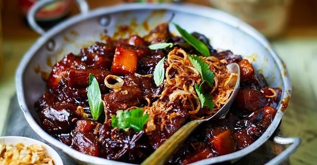 Sticky pork belly recipe