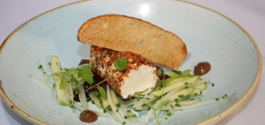 Goats Cheese Recipe by Chef Phillip Gleeson