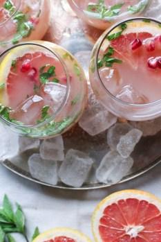 Grapefruit & Pomegranate Prosecco (4)