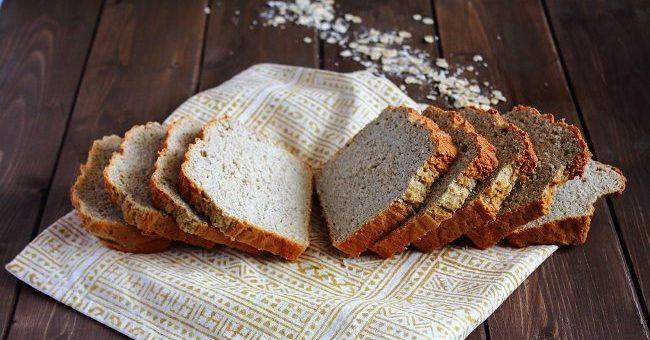 Protein Oat Bread Recipe