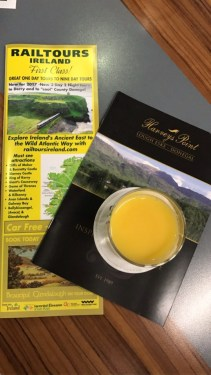 Railtours Ireland Breakfast 2