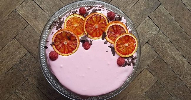 Blood Orange and Almond Cake Recipe by Thea Kinsella