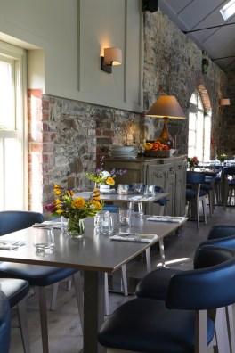 Duck Restaurant at Marlfield House