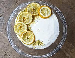 Thea Kinsella Lemon Cake