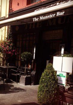 munster bar
