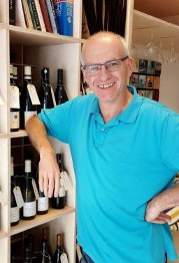 Wine Library Dermot Master of Wine