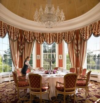 The Kildare Hotel Spa & Country Club in County Kildare.