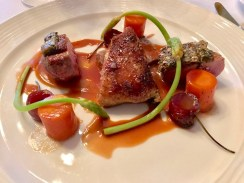 Restaurant Forty One at Residence Aylesbury Duck - TheTaste.ie