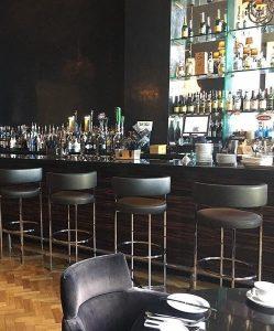 Seafield The Village Bar & Grill interior