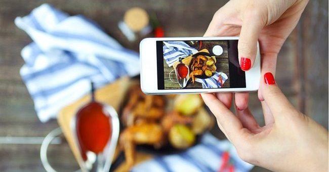 Food Photography #TastyEasyLamb