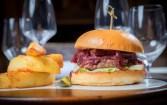 MorelandsGrill - Grilled Lamb Burger