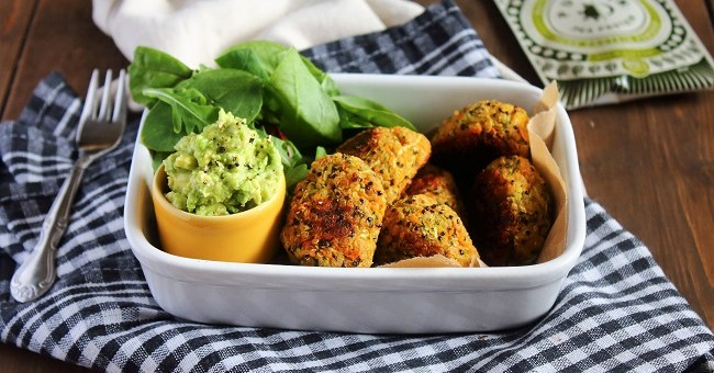 Veggie Quinoa Nuggets Recipe