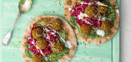 falafel recipe Shaorn Hearne Smith