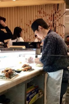 sushi sfo airport