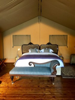 Dromquinna Manor Luxury Camping Interior2 TheTaste.ie