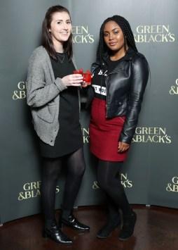Green & Blacks Velvet Edition