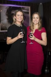 Pictured are Ciara Kelly and Isobel Horan at a special event celebrating 5 years at Marco Pierre White Courtyard Bar & Grill in Donnybrook. Picture Conor McCabe Photography.
