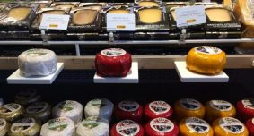 Markthal Cheeses