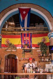 Trinidad bar and restaurant