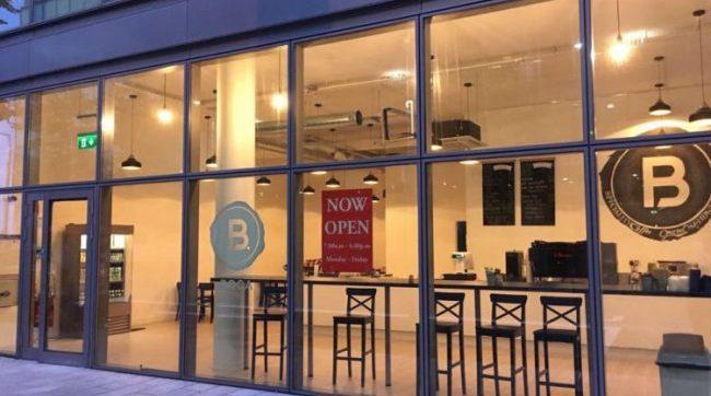 New Café