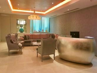 Galgorm Resort & Spa - Spa Reception