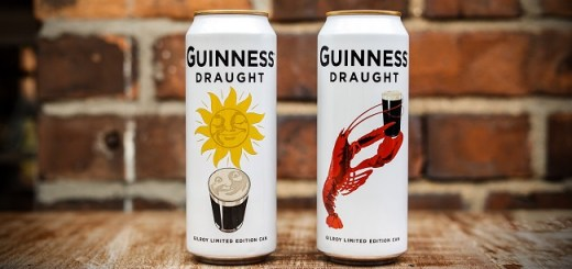 Guinness Gilroy limited-edition cans 2