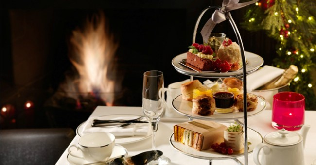 Magical Festive Afternoon Tea