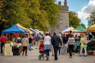 Savour Kilkenny Farmers Market