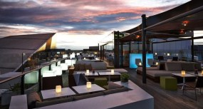 The Marker Hotel Rooftop