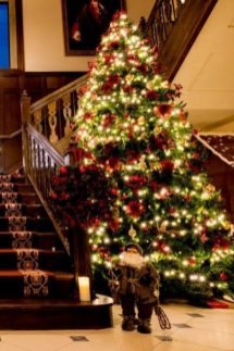 lough eske castle christmas