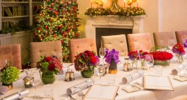 Create Wonderful Memories at the Dylan Hotel's New Twelve Treats of Christmas Afternoon Tea