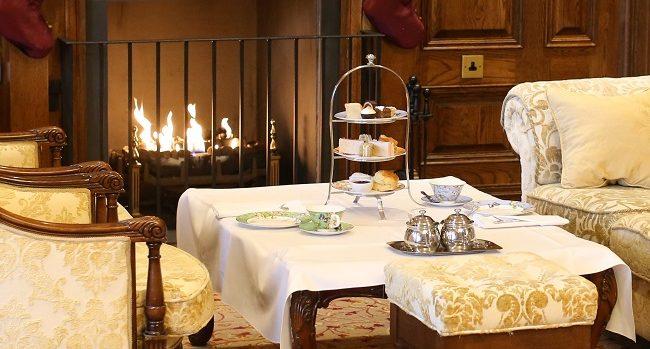 Lough Erne Festive Afternoon Tea TheTaste.ie