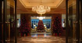 intercontinental Christmas Reception