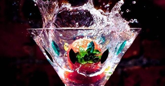 Cocktails Festive Event