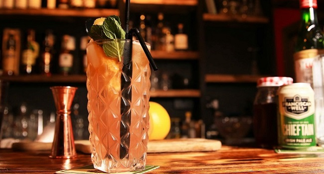 Craft Cocktail Bar Monk Just Opened in Cork