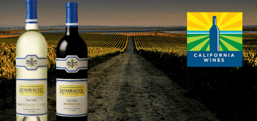 Win 6 Bottles of Premium California Wines from the Award-Winning Rombauer Vineyards