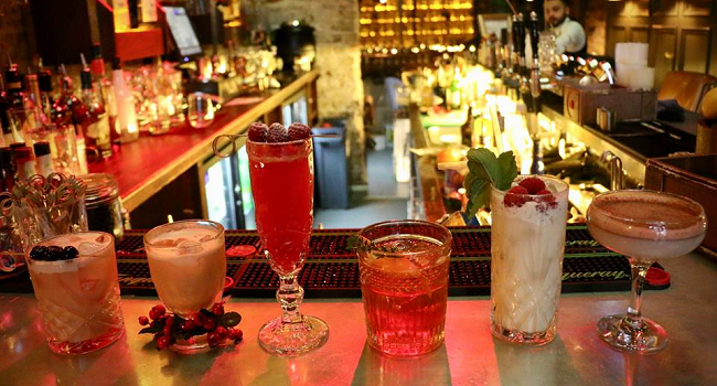 Farrier & Draper Introduces Delightfully Festive Christmas Cocktail Menu