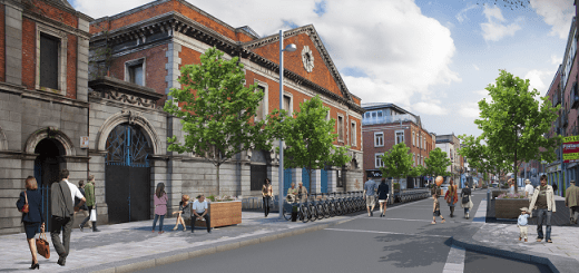 Francis Street is Getting a €25 Million Revamp Including Restaurants and an Arts Centre