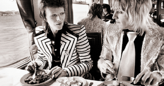 Brunch Odditiy: A David Bowie Themed Brunch is Happening this Sunday