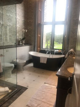 Adare Manor Dunraven Suite Bathroom