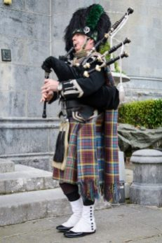 Dromoland Bag piper