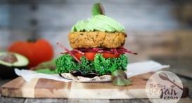 Tiny Vegan Kitchen - Burger Recipe