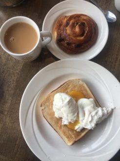 Breakfast at Castleknock Hotel
