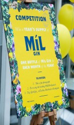 Mil Gin Launch 21