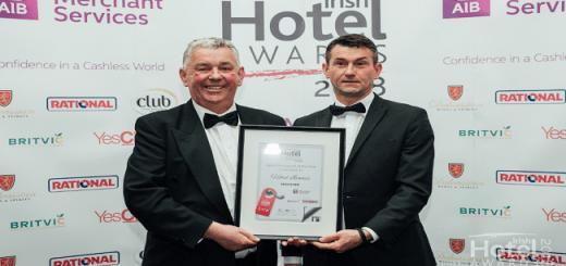 Greenes Restaurant Hotel Restaurant of the Year