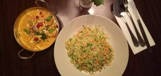 Malai Chicken Curry Recipe