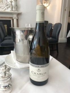 Afternoon Sea Chablis