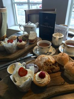 Ballygally Castle Game of Thrones Afternoon Tea